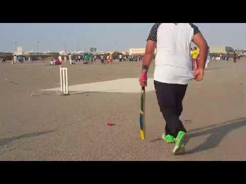 MAKKAH Tape Ball Cricket | Saudi Arabia