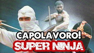 SUPERNINJA   Un caapolavoro TOTALE!