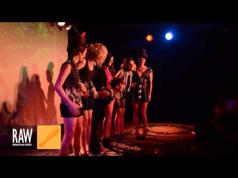 JO BANKS at RAW:Perth presents ENCOMPASS 28/11/13