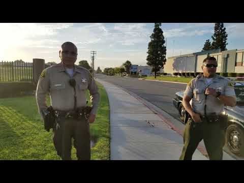L.A COUNTY SHERIFF'S STATION 1ST AMENDMENT AUDIT