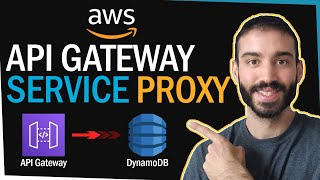 Integrate Your REST API With AWS Services Using API Gateway Service Proxy
