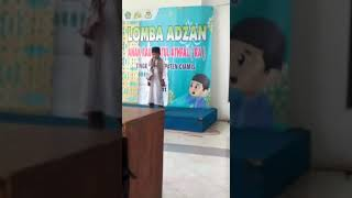 Top Hits -  Lomba Azan Di Islamic Center