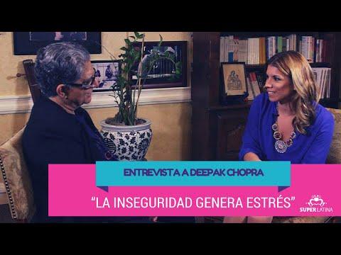 Entrevista a Deepak Chopra, 6 de 8 / SuperLatina - Gaby Natale