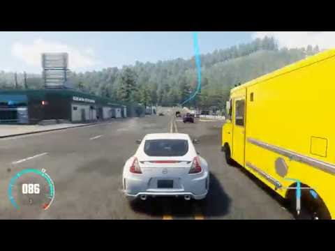 How Big is the Map of The Crew? Drive Across the Map Fast