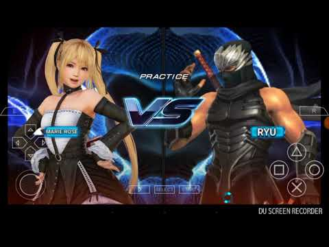 Download Dead Or Alive 5 Last Round Android Ppsspp 2017