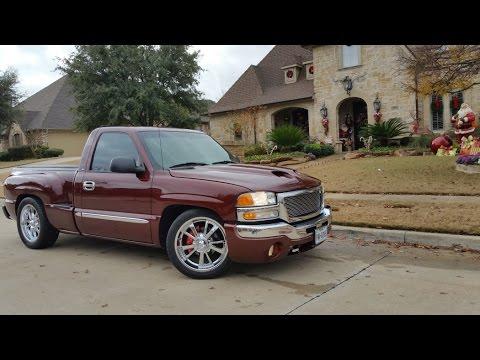 2003 GMC Sierra SLE Custom Truck - YouTube