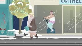 Клиника похудения Елены Морозовой. Рекламный ролик
