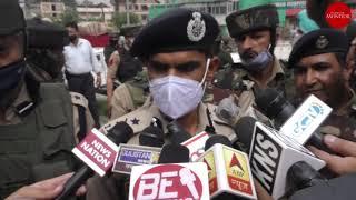 Militants strike in Srinagar day before August 15