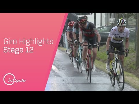 Giro d'Italia 2018 | Stage 12 Highlights | inCycle