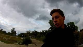 2 видео рыбалка на спиннинг на реке Хопёр