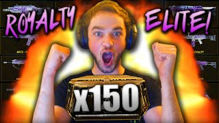 ROYALTY ELITE HYPE! (x150 ADVANCED SUPPLY DROPS) w/ Ali-A
