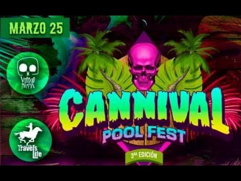 The Soul Brothers - Cannival Pool Fest