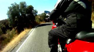GoPro HD Hero: Pashnit Motorcycle Tours - California Tour
