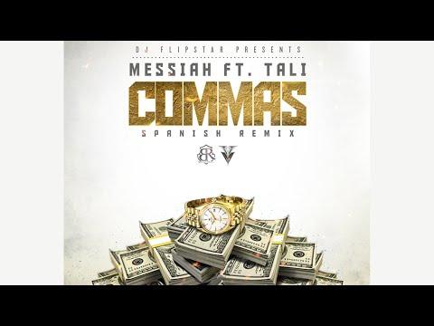 Messiah - Commas