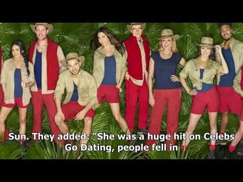 I'm a celebrity 2017 lineup who is in i'm a celeb this year? are these the contestants?