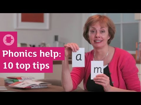 Phonics help: top 10 tips | Oxford Owl