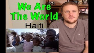 Download We Are The World For Haiti Reaction! *Requested* Mp3 and Videos