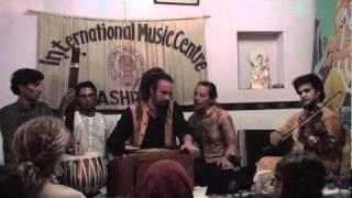 Jadon Holi Je live in Varanasi by Tahir Qawwal, Sufi Soul