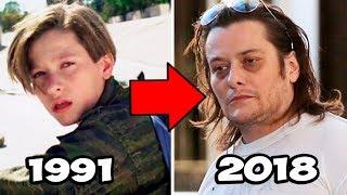 La Verdadera Razón Por la que Edward Furlong de (Terminator 2)Ya no Sale en Peliculas