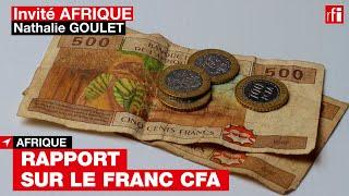 N.Goulet : « La France ne s'enrichit pas avec les réserves de change africaines » #InvitéAfrique