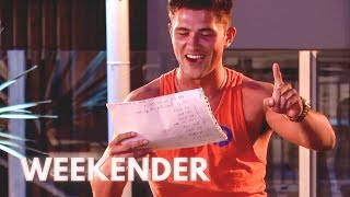 Jordan Raps to Win Isobel Back and It's SO Cringey! | Ibiza Weekender