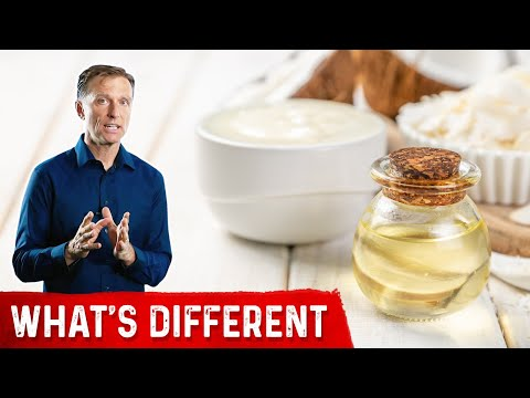 MCT Oil vs. Coconut Oil: The Differences