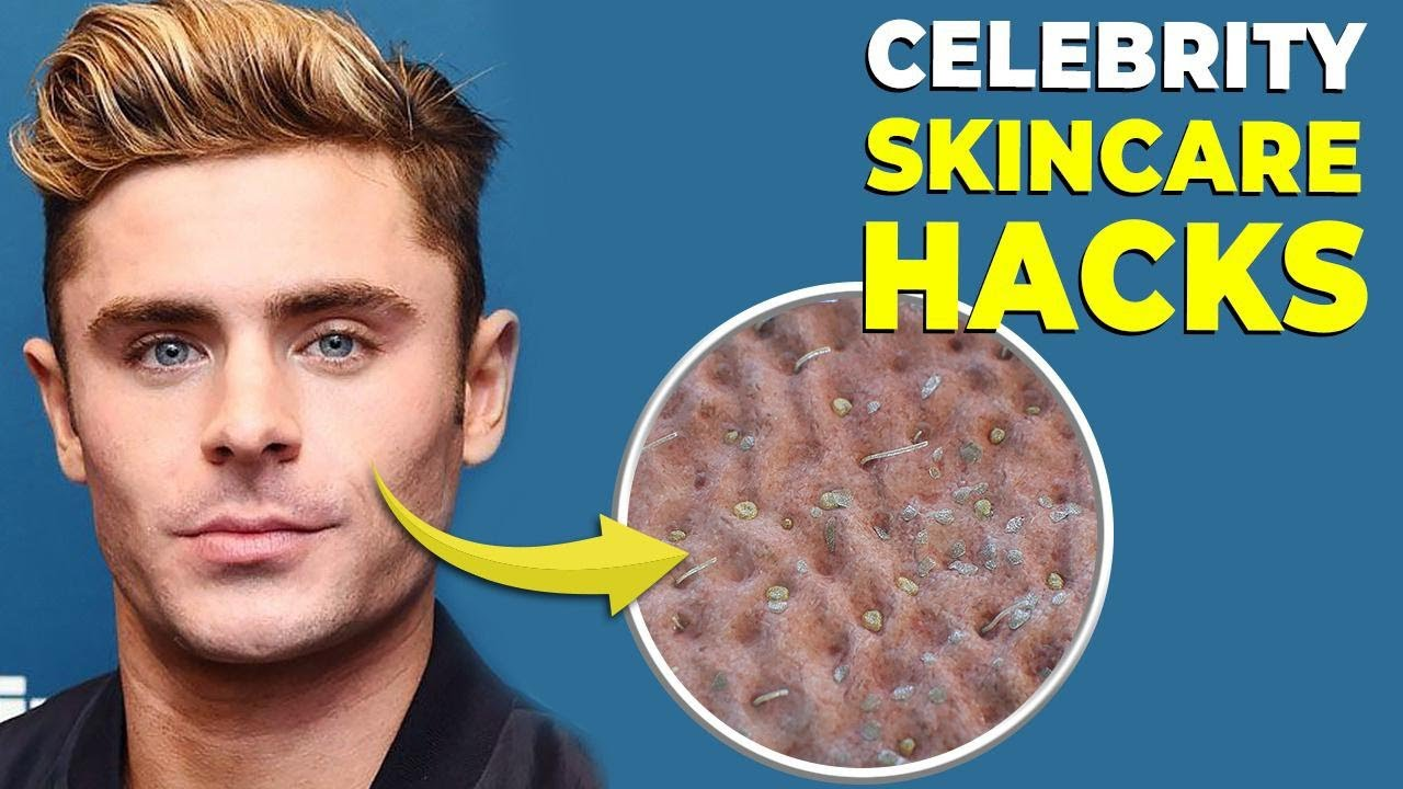 BEST CELEBRITY SKINCARE HACKS | Men's Skincare | Alex Costa