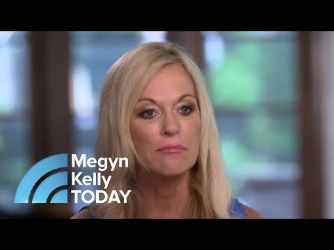 Stalking Victim On Her 8-Year Stalking Case, And Tips: 'Thank God I'm Here' | Megyn Kelly TODAY