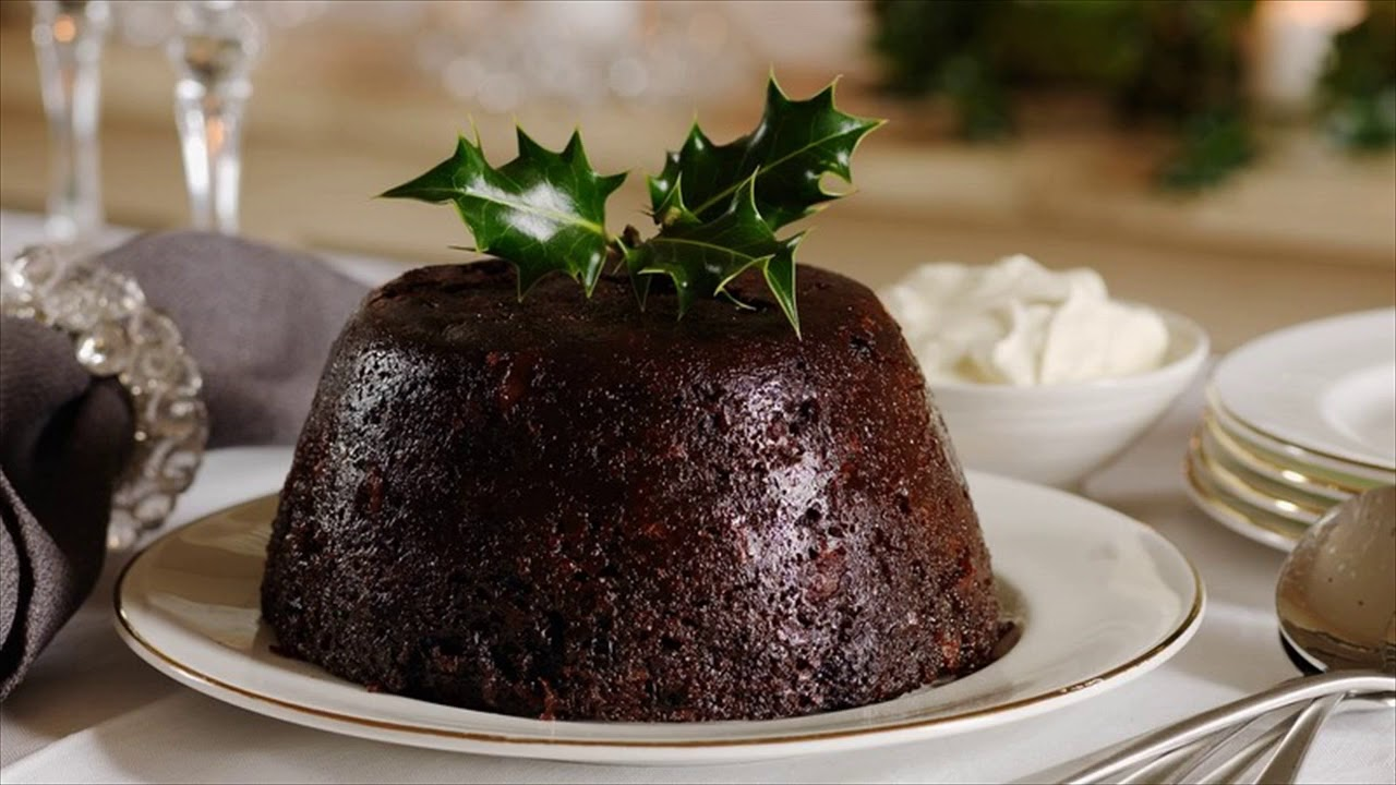 Why coins in christmas pudding ice