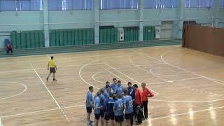 Гандбол ПР мол Пермские медведи-2 - Университет-Нева-2 12.12.2018 г. 2 пер.