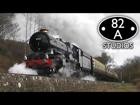 Severn Valley Railway - Spring Steam Gala - Saturday 17th March 2018