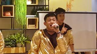Download Ula La La La (Aku Jatuh Cinta) Crystal Boys - Mini Gathering - 18 Desember 2018 - Hongkong Cafe