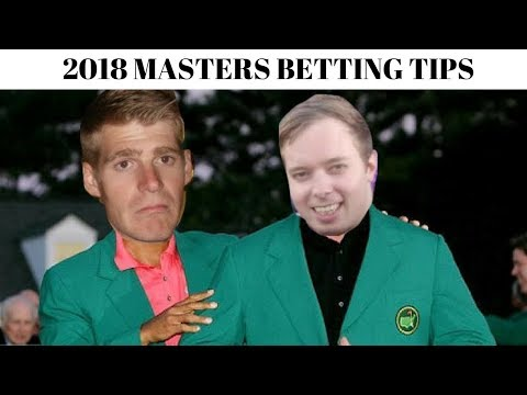 2018 US Masters Golf Betting Tips