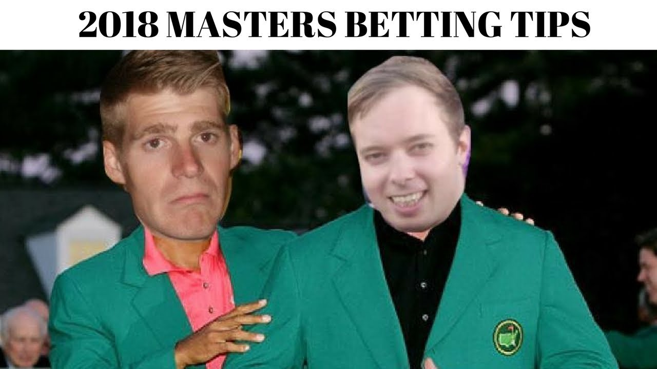 Golf betting tips masters betting stats premier league