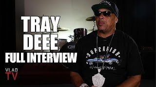 Tray Deee on Nipsey, Young Buck, Willie D, Bushwick Bill, Snoop, DaBaby (Full Interview)
