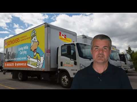 Get Movers Oshawa ON - Affordable Moving Company