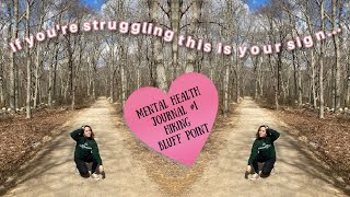 If You've Been Struggling This is Your Sign. | Bluff Point Journal & Mental Health Talk