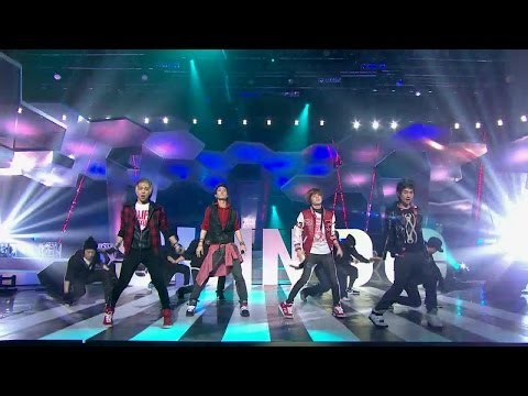 【TVPP】SHINee - JoJo + Ring Ding Dong, 샤이니 - 조조 + 링딩동 @ Goodbye Stage, Show Music Core Live