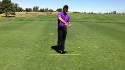 How to Bounce a Golf Ball with your Wedge