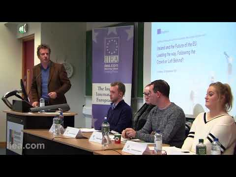 Ireland and the Future of the EU: Leading the Way, Following the Crowd or Left Behind?