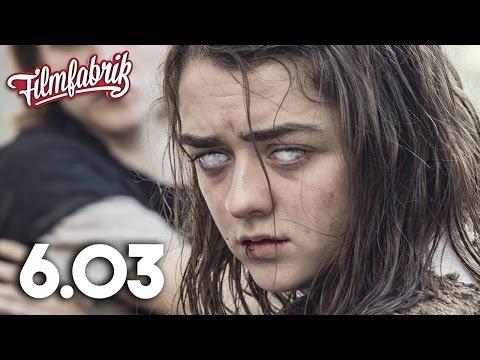 GAME OF THRONES: Eidbrecher | Analyse & Besprechung | Staffel 6 Episode 3