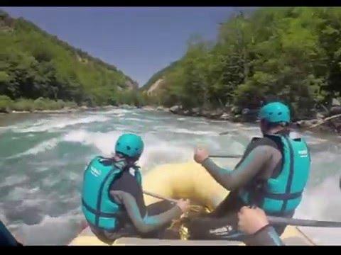 White Water Rafting Tara River Rafting Encijan Agency