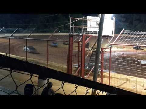 8-27-16 Street Stock Feature Flomaton Speedway