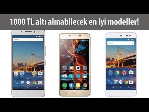 1000 TL altı en iyi 5 akıllı telefon