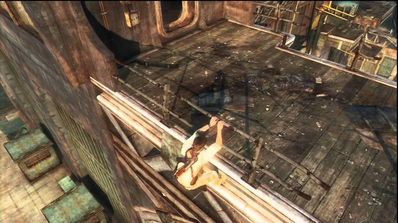 Uncharted 3 Treasure Locations: Treasure 64 Gold Scarab ...