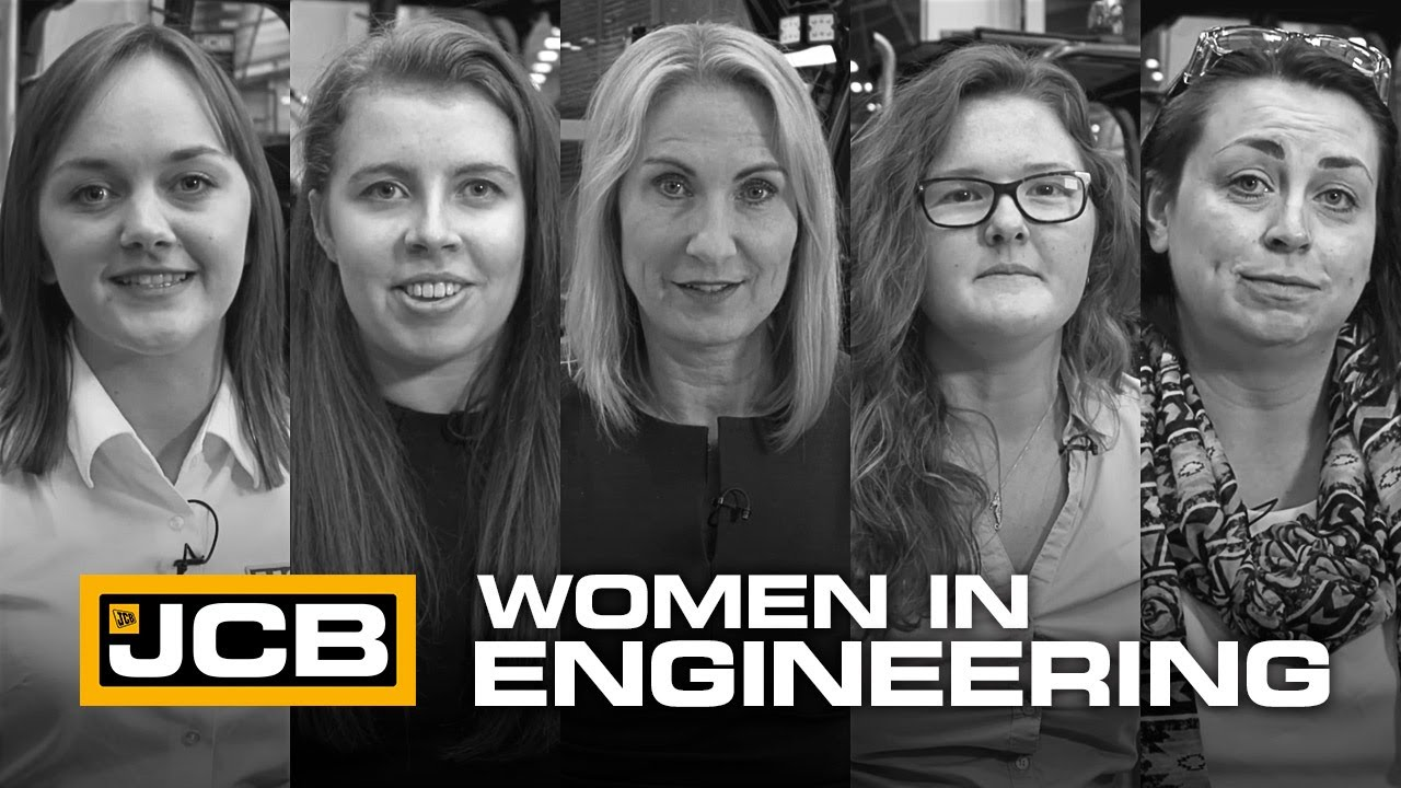 Women in Engineering at JCB - Question and Answer #JCBWiE