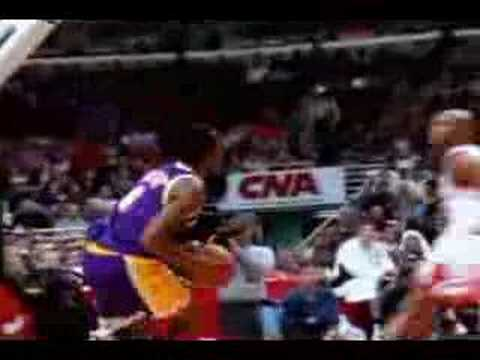 Kobe Bryant, the heart of a champion