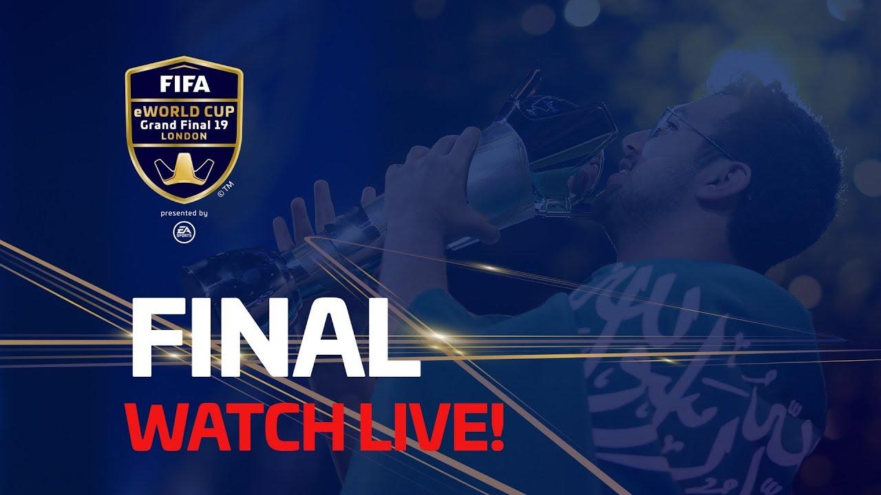 FIFA eWorld Cup 2019™ - Final Showdown - Arabic Audio