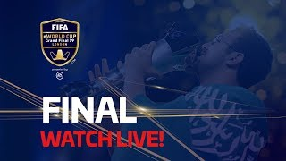 FIFA eWorld Cup 2019™ - Final Showdown - Arabic Audio