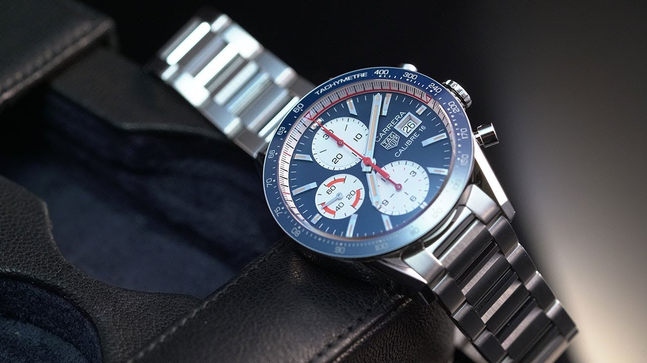 ea5be1ef87b0 TAG HEUER – Top 5 new models from Baselworld 2018. Time+Tide Watches
